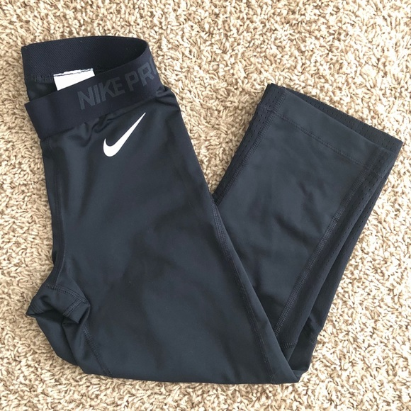 latest design big sale good quality NIKE Pro Combat 3/4 Length Leggings